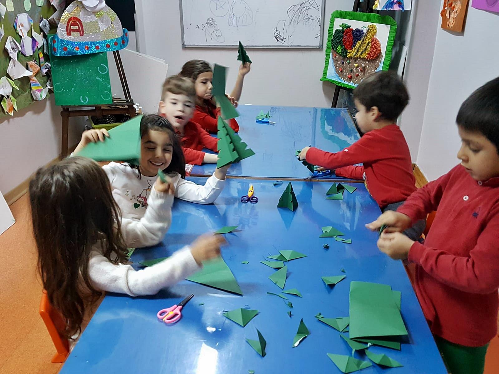 zel Kaplumbağa Anaokulu Yılbaşı Kutlaması 1