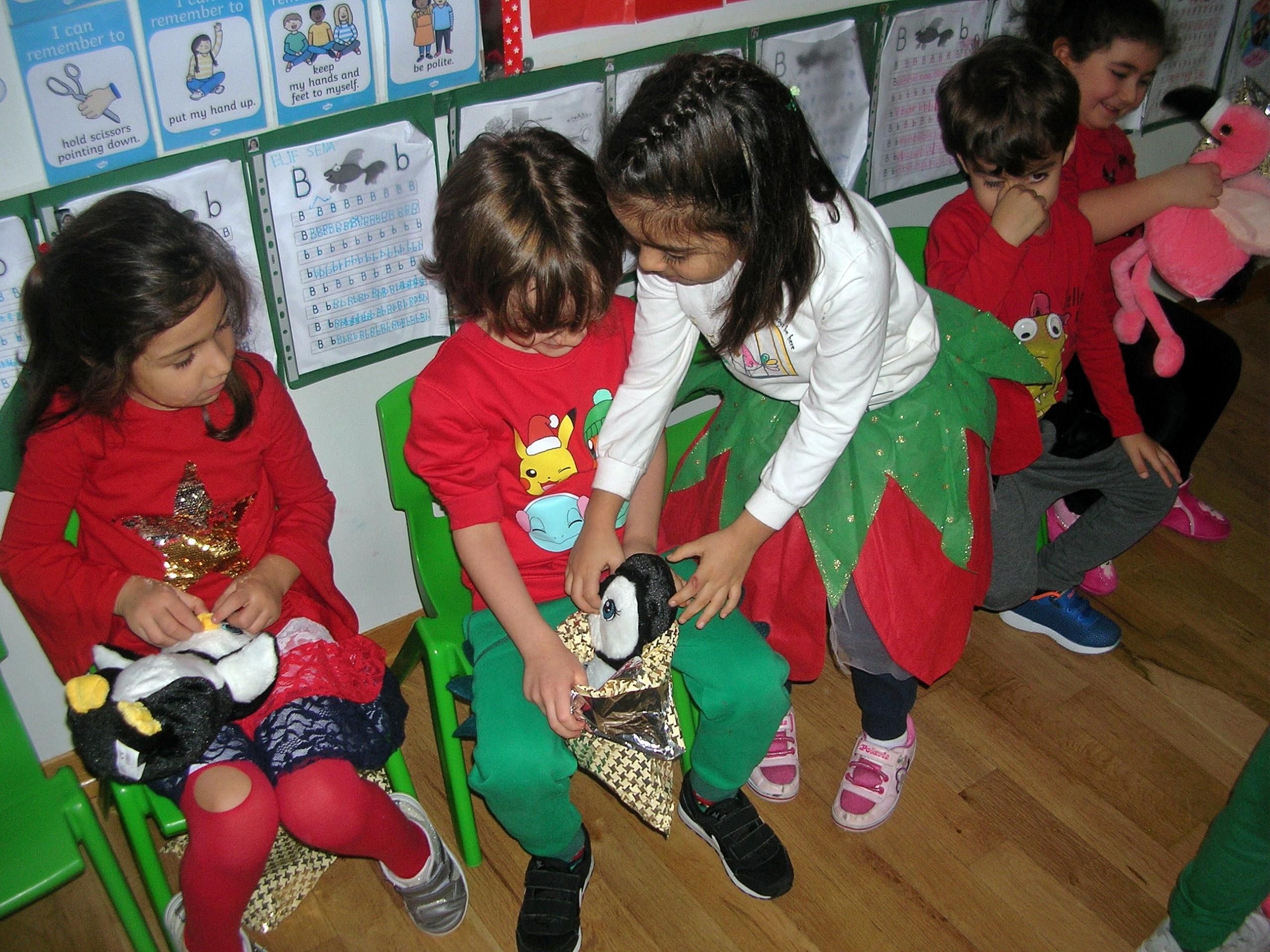 zel Kaplumbağa Anaokulu Yılbaşı Kutlaması 16