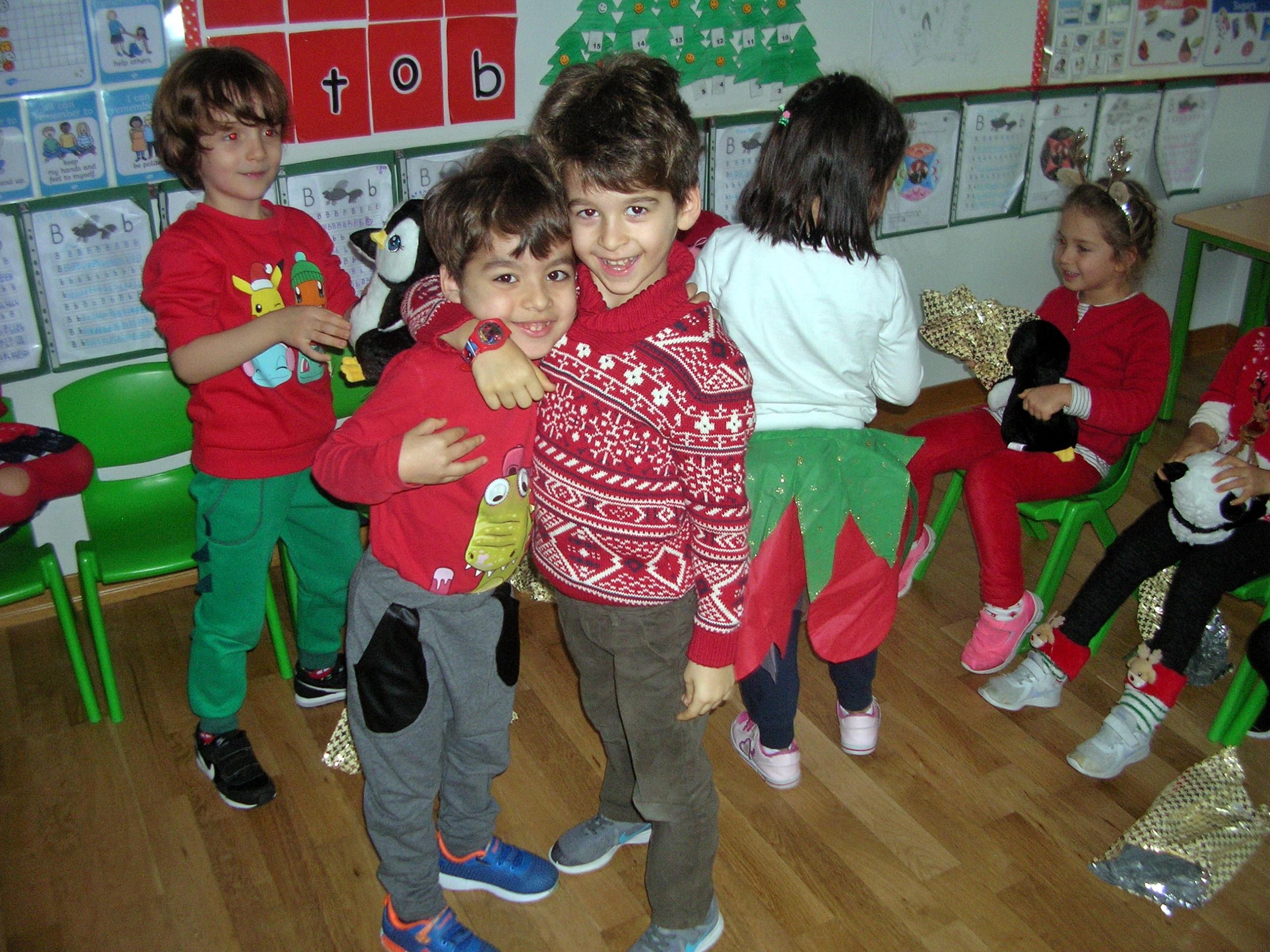 zel Kaplumbağa Anaokulu Yılbaşı Kutlaması 18
