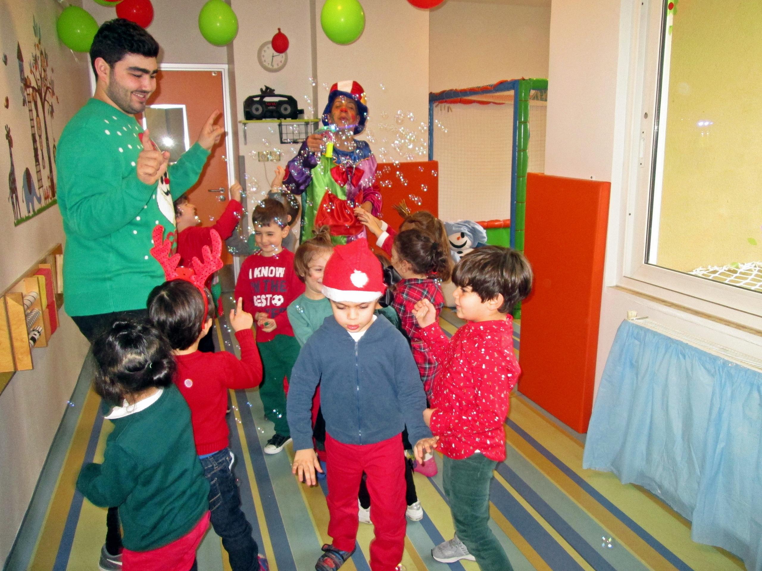 zel Kaplumbağa Anaokulu Yılbaşı Kutlaması 20