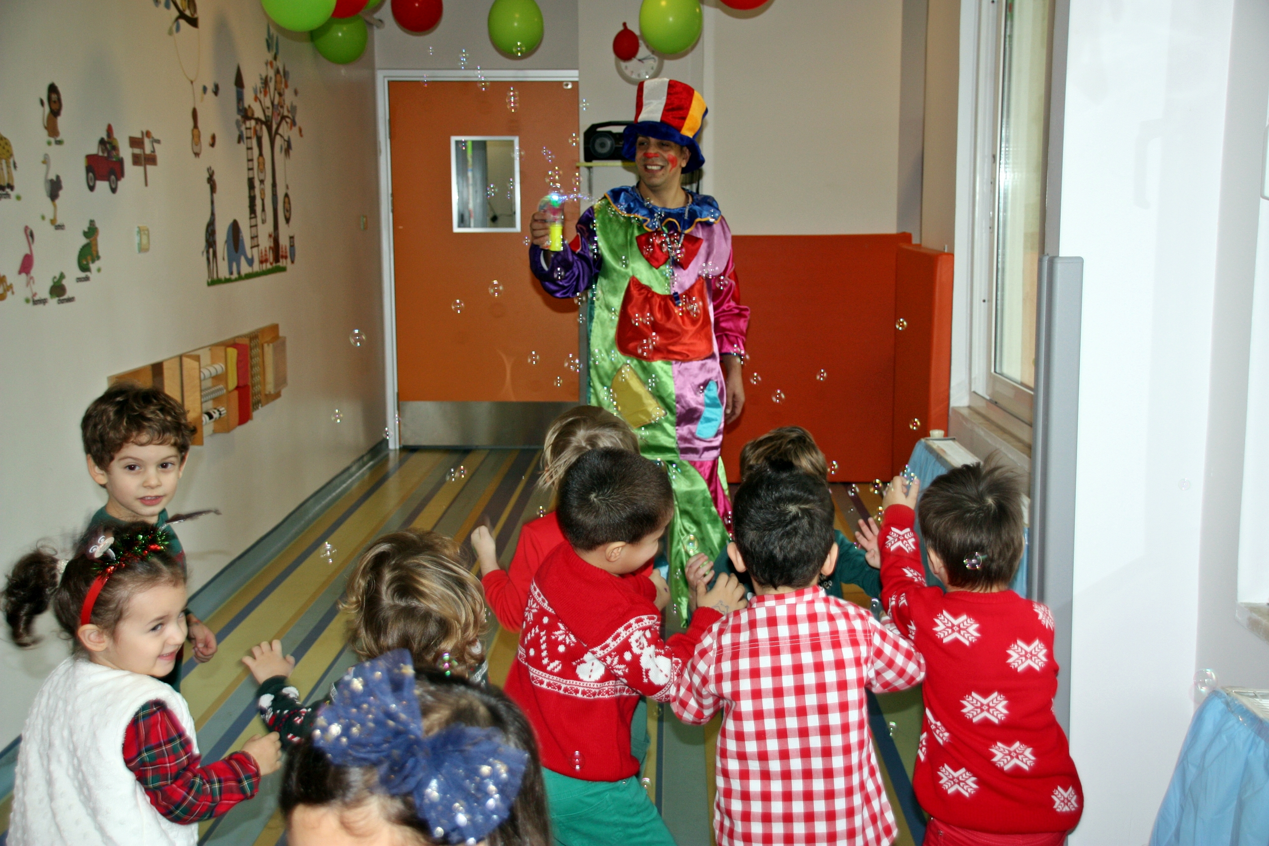 zel Kaplumbağa Anaokulu Yılbaşı Kutlaması 24