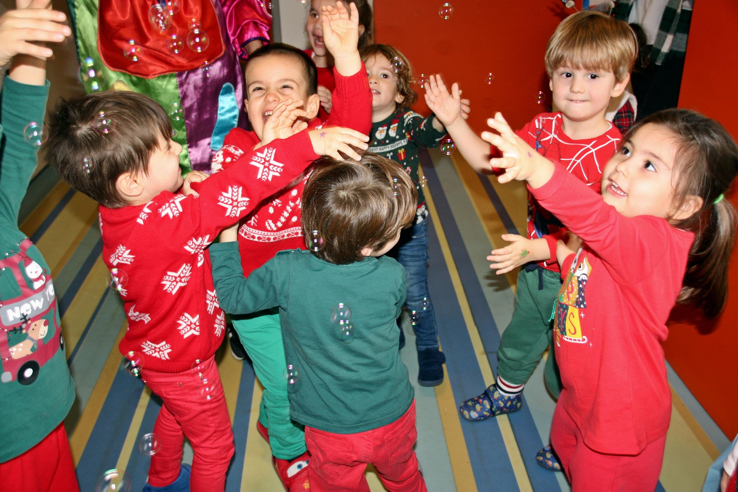 zel Kaplumbağa Anaokulu Yılbaşı Kutlaması 33