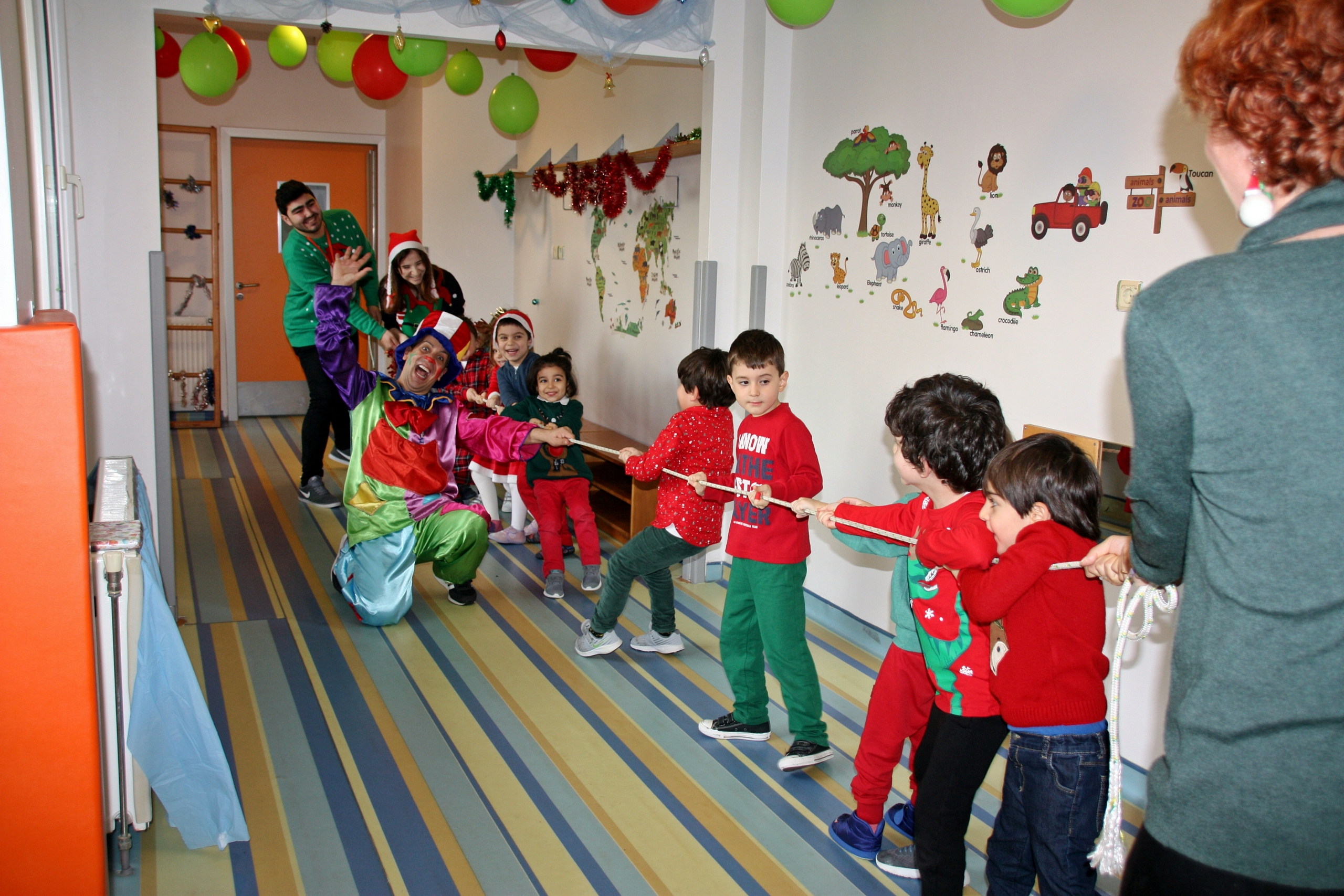zel Kaplumbağa Anaokulu Yılbaşı Kutlaması 40