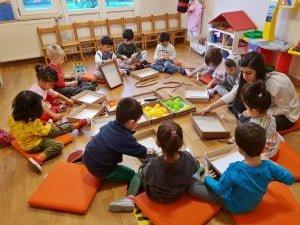 Kaplumbağa Anaokulu Galeri Günlük Eğitim Öğretim Hayatından Kareler 11