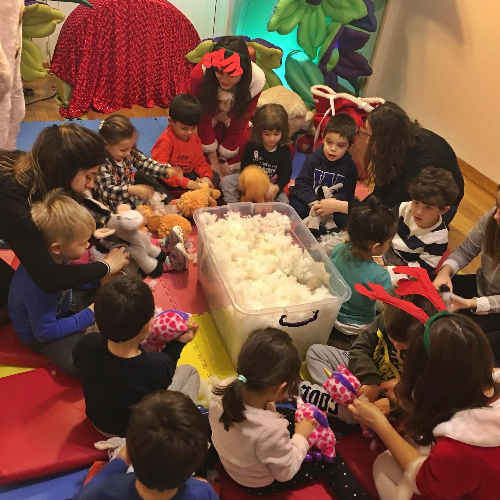 Kaplumbağa Anaokulu Galeri Günlük Eğitim Öğretim Hayatından Kareler 12