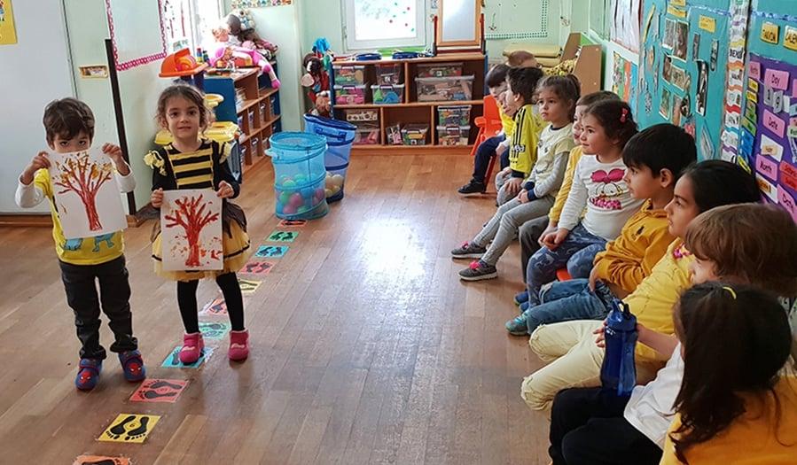 Kaplumbağa Anaokulu Galeri Günlük Eğitim Öğretim Hayatından Kareler 13