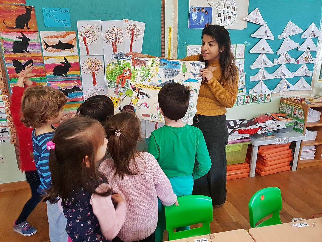 Kaplumbağa Anaokulu Galeri Günlük Eğitim Öğretim Hayatından Kareler 15