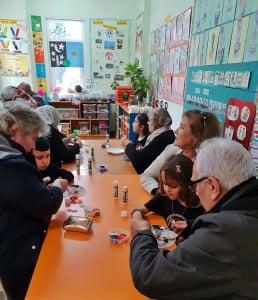 Kaplumbağa Anaokulu Galeri Günlük Eğitim Öğretim Hayatından Kareler 18b