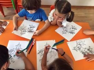 Kaplumbağa Anaokulu Galeri Günlük Eğitim Öğretim Hayatından Kareler 8