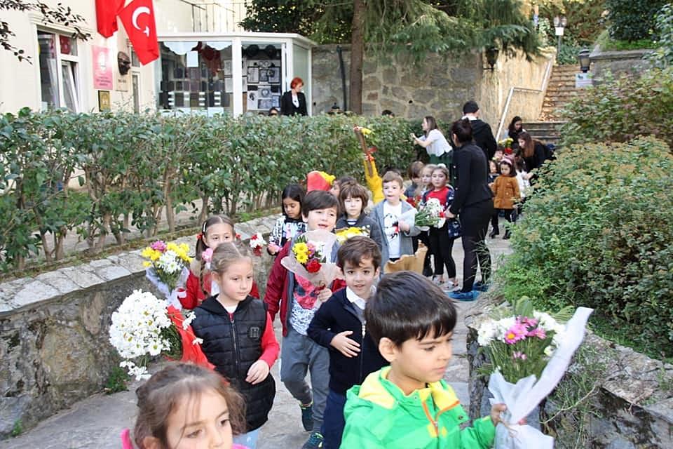 10 Kasım Atatürkü Anma Töreni Özel Kaplumbağa Anaokulu 17