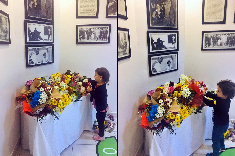 10 Kasım Atatürkü Anma Töreni Özel Kaplumbağa Anaokulu 2