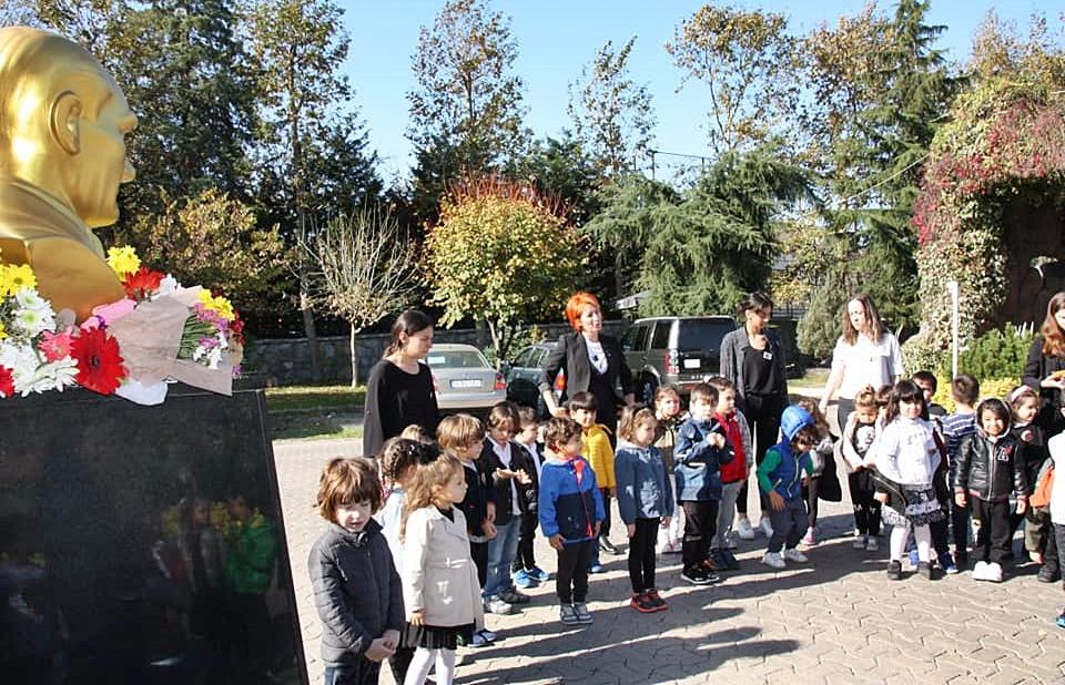 10 Kasım Atatürkü Anma Töreni Özel Kaplumbağa Anaokulu 24
