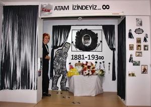 10 Kasım Atatürkü Anma Töreni Özel Kaplumbağa Anaokulu 5