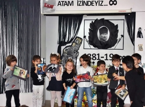 10 Kasım Atatürkü Anma Töreni Özel Kaplumbağa Anaokulu 6