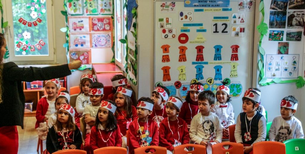 29 Ekim Cumhuriyet Bayramı Kutlaması Özel Kaplumbağa Anaokulu Çengelköy Üsküdar 1 scaled