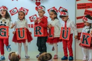29 Ekim Cumhuriyet Bayramı Kutlaması Özel Kaplumbağa Anaokulu Çengelköy Üsküdar 13 scaled