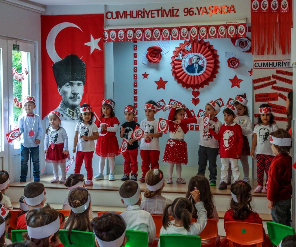 29 Ekim Cumhuriyet Bayramı Kutlaması Özel Kaplumbağa Anaokulu Çengelköy Üsküdar 15 scaled
