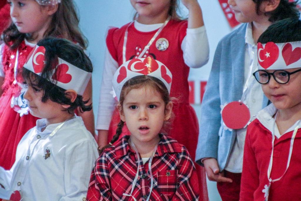 29 Ekim Cumhuriyet Bayramı Kutlaması Özel Kaplumbağa Anaokulu Çengelköy Üsküdar 19 scaled