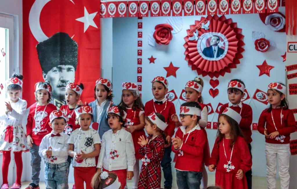 29 Ekim Cumhuriyet Bayramı Kutlaması Özel Kaplumbağa Anaokulu Çengelköy Üsküdar 21 scaled
