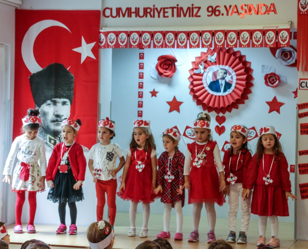 29 Ekim Cumhuriyet Bayramı Kutlaması Özel Kaplumbağa Anaokulu Çengelköy Üsküdar 23 scaled