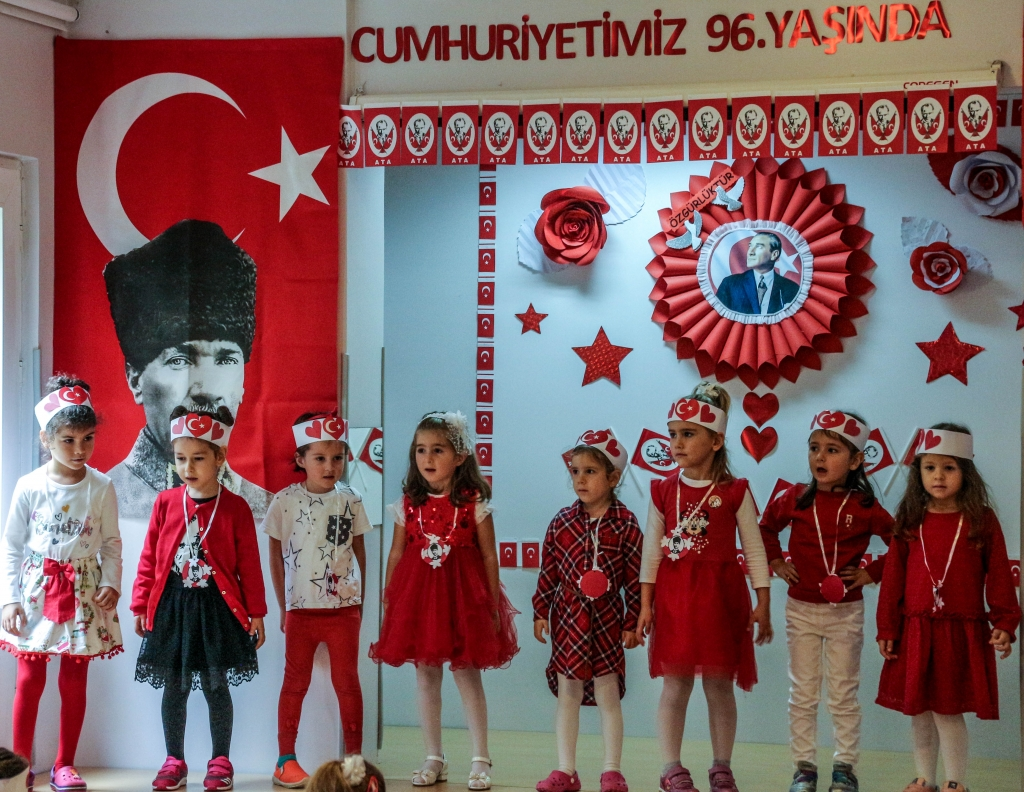 29 Ekim Cumhuriyet Bayramı Kutlaması Özel Kaplumbağa Anaokulu Çengelköy Üsküdar 24 scaled