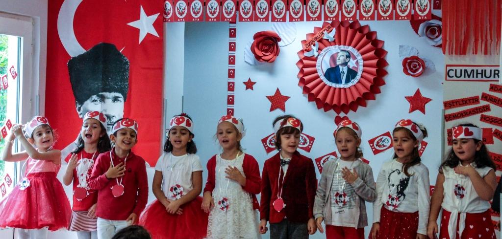 29 Ekim Cumhuriyet Bayramı Kutlaması Özel Kaplumbağa Anaokulu Çengelköy Üsküdar 29 scaled
