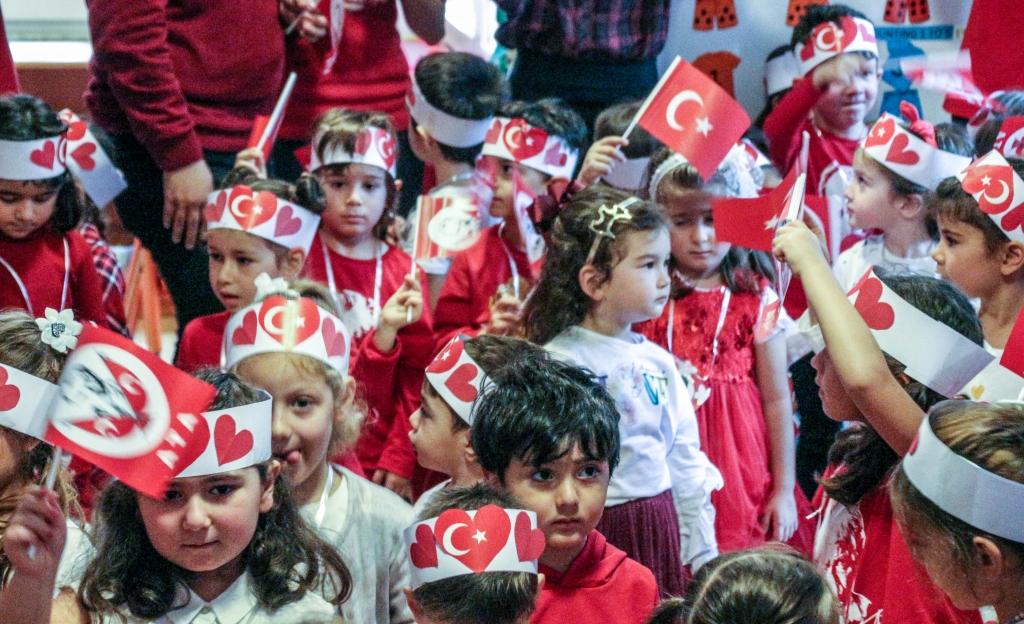 29 Ekim Cumhuriyet Bayramı Kutlaması Özel Kaplumbağa Anaokulu Çengelköy Üsküdar 33 scaled