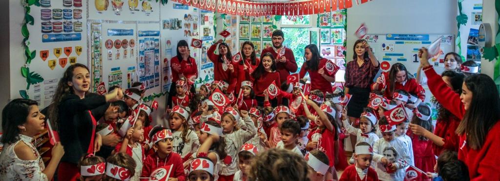 29 Ekim Cumhuriyet Bayramı Kutlaması Özel Kaplumbağa Anaokulu Çengelköy Üsküdar 39 scaled