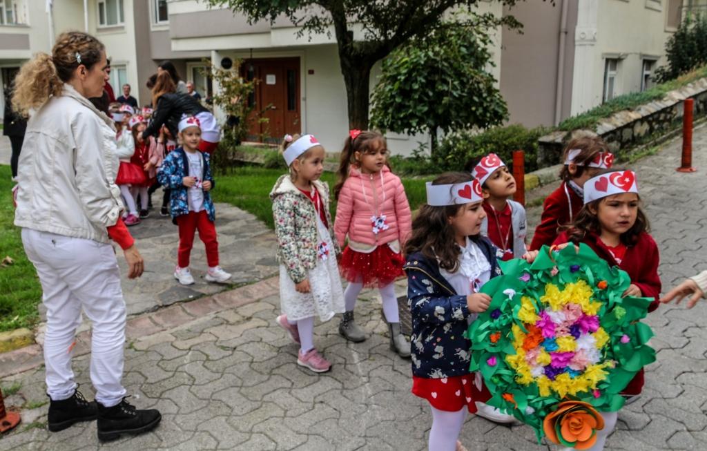 29 Ekim Cumhuriyet Bayramı Kutlaması Özel Kaplumbağa Anaokulu Çengelköy Üsküdar 50 scaled