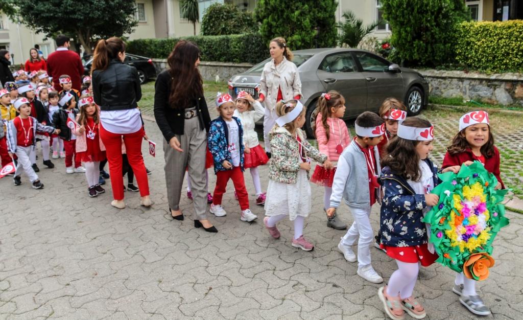 29 Ekim Cumhuriyet Bayramı Kutlaması Özel Kaplumbağa Anaokulu Çengelköy Üsküdar 53 scaled