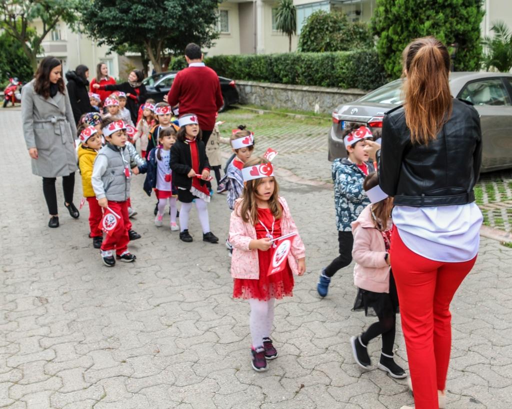 29 Ekim Cumhuriyet Bayramı Kutlaması Özel Kaplumbağa Anaokulu Çengelköy Üsküdar 54 scaled