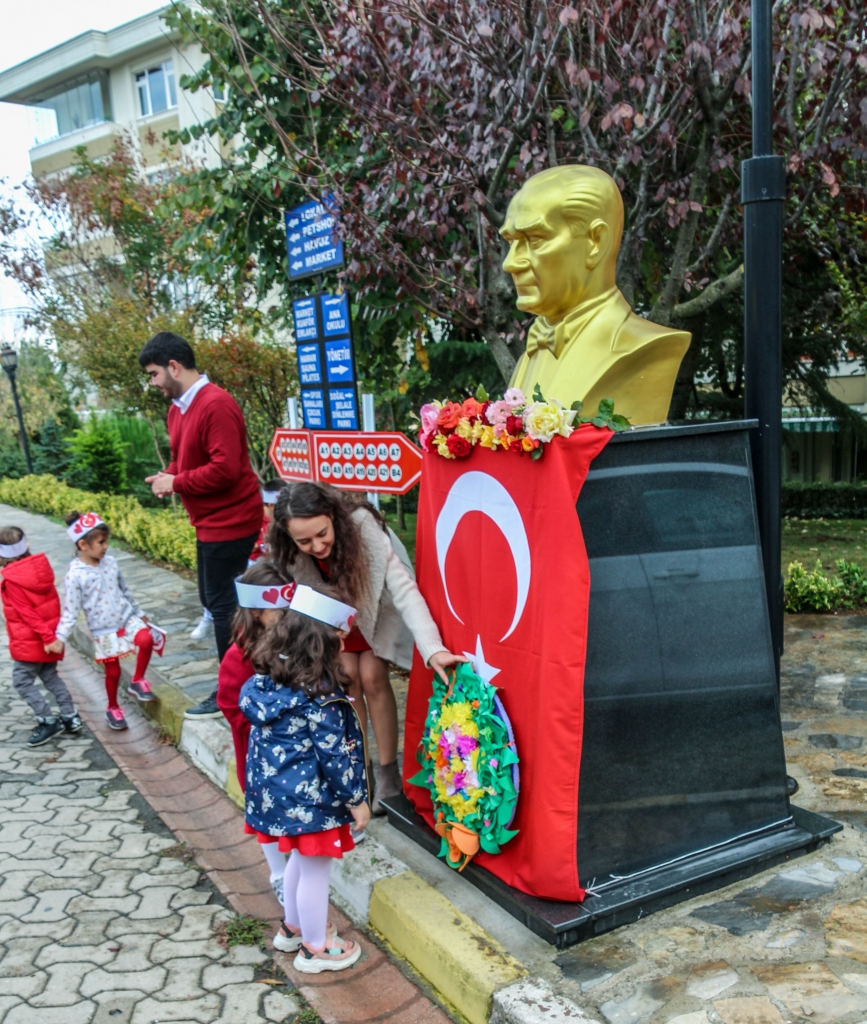 29 Ekim Cumhuriyet Bayramı Kutlaması Özel Kaplumbağa Anaokulu Çengelköy Üsküdar 56 scaled