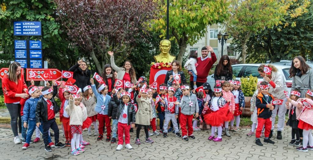 29 Ekim Cumhuriyet Bayramı Kutlaması Özel Kaplumbağa Anaokulu Çengelköy Üsküdar 61 scaled
