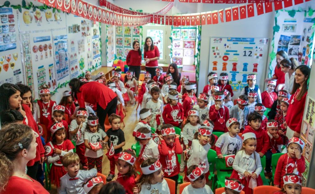 29 Ekim Cumhuriyet Bayramı Kutlaması Özel Kaplumbağa Anaokulu Çengelköy Üsküdar 7 scaled