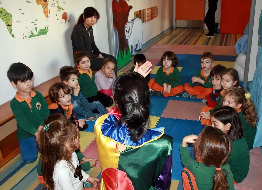 zel Kaplumbağa Anaokulu Peluş Oyuncak Etkinliği 3